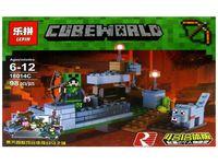 """Конструктор """"Lepin"""" Cubeworld 98ед"""