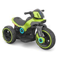 Baby Mix SKC-SW-198 Мотоцикл на аккумуляторе зелёный