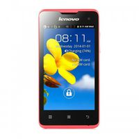 LENOVO IdeaPhone A396 CN, розовый