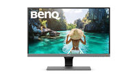 "27.0"" BenQ ""EW277HDR"", Black (AMVA, 1920x1080, 4ms, 300cd, HDR10 (3000:1), D-Sub+HDMIx2, Speakers) (27.0"" AMVA : WED, 1920x1080 Full-HD, 0.311mm, 4ms GTG, 300 cd/m², HDR10 (400 nits), DCR 20 Mln:1 (3000:1), 72%NTSC, 16.7Mln Colors, 178°/178° @C/R>10, 30~83 kHz/50~76 Hz, D-sub + HDMI 2.0 x2, Audio-In, Headphone-Out, Built-in speakers 2Wx2, External Power Adapter, Fixed Stand (Tilt -5/+15°), AMA, Low Blue Light, Flicker-free Technology, Smart Focus, Light Sensor, Slim Bezel, Black)"