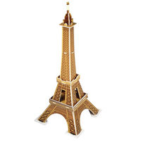 3D PUZZLE Small Eiffel Tower  (France)