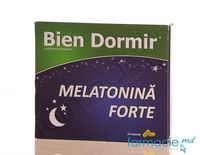 Bien Dormir Melatonina Forte caps. N10