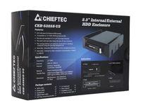 "купить 2.5"" SATA-HDD/SSD External Box Chieftec CEB-5325S-U3 в Кишинёве"