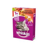 Whiskas говядина с кроликом  350 gr