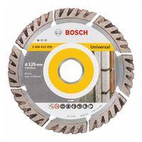 Алмазный диск Bosch DIA STANDART 125 мм