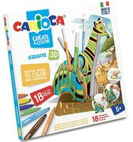 Carioca Create&Color Giraffe 3D (42901)