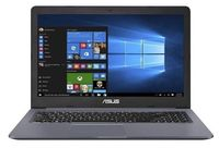 """NB ASUS 15.6"""" N580GD (Core i7-8750H 8Gb 256Gb+1Tb) 15.6"""" Full HD (1920x1080) Non-glare, Intel Core i7-8750H (6x Core, 2.2GHz - 4.1GHz, 9Mb), 8Gb (1x 8Gb) PC4-19200, 256Gb M.2 + 1Tb 5400rpm, GeForce GTX 1050 4Gb, HDMI, Gbit Ethernet, 802.11ac, Bluetooth, 1x USB 3.1 Type C, 1x USB 3.0, 2x USB 2.0, Card Reader, HD Webcam, Fingerprint, Endless OS, 3-cell 47 WHrs Battery, Illuminated Keyboard, 2.0kg, Gold Metal, Bag + Mouse"""