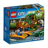 Lego City Джунгли