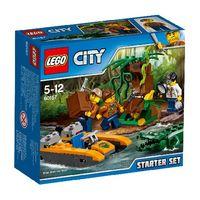 Lego City Set Jungla