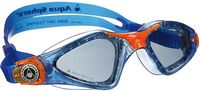 Aqua Sphere Kayenne Junior Blue T/Orange Clear Lens  (EP123118)