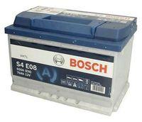 Bosch S4 EFB 12V 70Ah 650EN 278x175x190 -/+