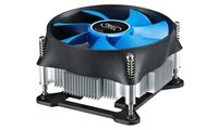 "купить DEEPCOOL Cooler ""Theta 15 PWM"", Socket 1155/1150, up to 95W, 100x100x25mm, 800~2800rpm, <17.8~36dBA, 50.3CFM, 4pin, PWM, Hydro Bearing, Screw&Back Plate inst., Aluminium Heatsink (64pcs/box) в Кишинёве"