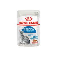 Royal Canin Indoor Sterilised Grave (În sos) 85 gr