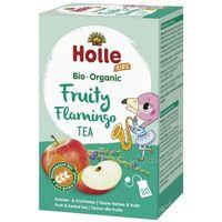 Детский чай Holle Bio Organic Fruity Flamingo, 20 пакетов
