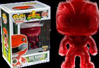 POP! Vinyl Power Rangers Red Morphing