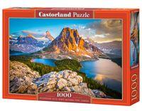 Castorland Assiniboine Vista, Banff National Park, Canada C-103423