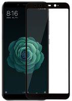 Защитное стекло Cover'X для Xiaomi Mi A2 (All Glue) Black