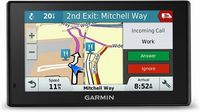 """GARMIN DriveAssist 51 LMT-D, GPS + DVR FullHD 30fps, Licence map Europe+Moldova, 5.0"""" LCD (480 x 272), MicroSD, Bluetooth, Hands-free calling, Speaks street names, Junction view, Lane assist, Camera-assisted, up to 0.5 hours, 191.4g"""