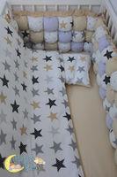 Комплект постельного белья Happy Baby Stars  (6 ед.)