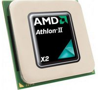 AMD Athlon II  X2 220 (2.8GHz, L2 1MB, 65W,45nm), Socket AM3, Tray