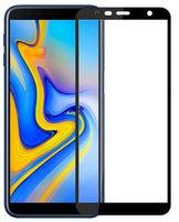 Защитное стекло Samsung J6+ / J4+  (5D )