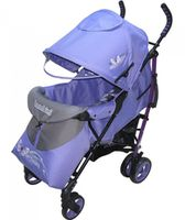 Bambini Shuttle Violet Butterfly