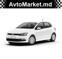 VW Polo 2009-2017 Коврик салона