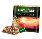 Чай Greenfield Tropical Sunset
