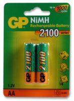 Аккумулятор GP 210AAHC C2x2buc