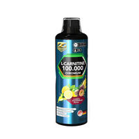 L-carnitine 100000 Chromium Liquid lemon passion fruit