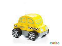 Cubika Деревянный конструктор Машина Такси