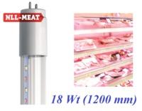 (U) LED NLL-T8-18-230-MEAT-G13-CL (Светодиодные лампы для подсветки мясных продуктов)