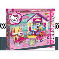 "Androni Giocattoli 8668-00HK Конструктор Школа ""Hello Kitty"""