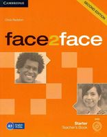 face2face Starter Teacher's Book with DVD 2nd Edition