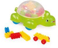 Черепаха-контейнер с конструктором, код 41481