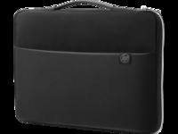 "15.6"" NB Bag - HP 15 Blk/Slv Carry Sleeve"