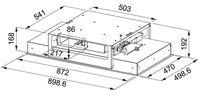 Hota Franke Maris Ceiling Flat FCFL 906