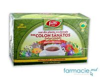 Ceai Fares Colon Sanatos (colon iritabil) 1.5g N20