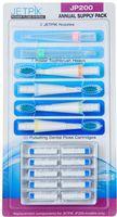 Аксессуар для зубных щеток Jetpik JP200, Annual Pack