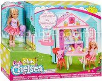 Barbie DWJ50 Домик развлечений Челси