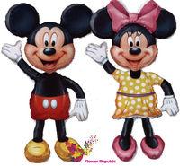 купить Ходячий фольгированный воздушный шар «Mikey/Minni Mouse» в Кишинёве