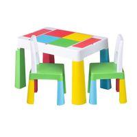 Стол и стульчик Tega Baby Multifun Multicolor