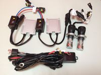 Комплект Bi-Xenon CnLight XPU  (AC 9V-16V) + лампы CnLight Standart