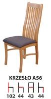 Деревянный стул A56