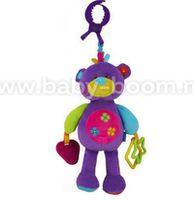 Baby Mix  STK-12599 B Игрушка для путешествий Мишка