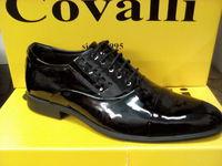 Мужские Туфли из натуральной кожи MT-15-67 BL