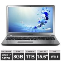 "Ноутбук Samsung 510R (15,6"" i7 3537U HDGraphics 8GB 1TB Win8) Silver"