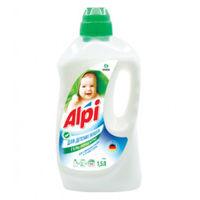 Жидкий стиральный порошок ALPI gel kids 1,5л