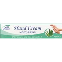 Крем для рук, SOLVEX Miss Magic, 45 мл., увлажняющий, с глицерином и экстрактом алоэ вера