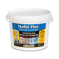 Гидроизоляция для ванных, душевых IZOFOL FLEX (4 kg)